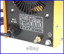 Tig200m DC Inverter Pulse Tig Welding Welder Tig & Arc Mma Function 220v 200 Amp