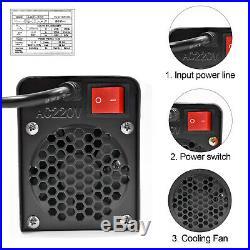 US HZXVOGEN Mini ARC Welder 220V MMA Stick IGBT Inverter ARC Welding Machine