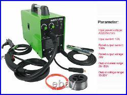 USED MIG-150 150 Amp MIG/MAG/MMA/Stick/Arc 5-in-1 Welder IGBT Inverter 220V weld