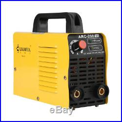 USEWELL ARC-250 Mini 160A 2P Welder ARC TIG Inverter Electric Welding Machine