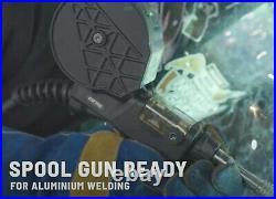 Unimig Razor 250 Compact Welder Mig Tig Mma Arc Razorweld Inverter Kumjr250k-sg