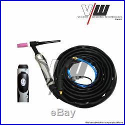 VECTOR Schweißgerät AC/DC WIG VW 240 Puls ALU Inverter MMA Elektrode ARC WELDER