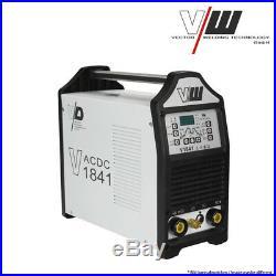 Vector Digital Schweißgerät AC/DC WIG V1841 Puls Inverter ALU WIG ARC MMA STICK