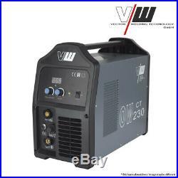 Vector Schweißgerät OW230 DC WIG 200A Mit Plasma 50A Inverter Welder ARC MMA