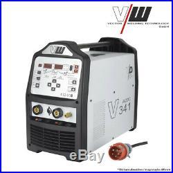 Vector WIG Schweißgerät AC/DC WIG V341 Puls ALU Inverter HF TIG MMA ARC WELDER