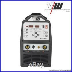 Vector Wig Schweißgerät AC/DC WIG O251 Puls Inverter Mit plasma ALU TIG ARC MMA