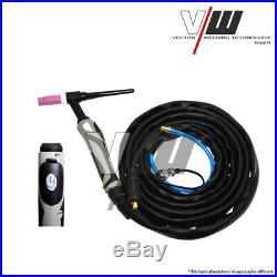 VorführgerätVector V1841Digital Schweißgerät AC/DC WIG Puls Inverter ALU WIG ARC