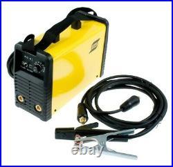 WELDER ESAB Buddy Arc 200 Amp Stick Live Tig Welding Inverter MMA/ARC