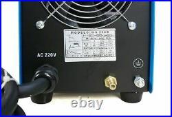 WS-200D Dc Inverter Tig/ Mma Welder Argon Arc Welding Machine 220V New Y mk