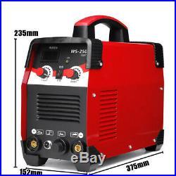 WS-250 2IN1 TIG / Arc Stick LCD Welding Machine Welder MMA IGBT Inverter 10-250A