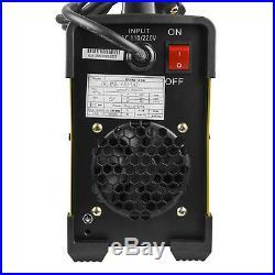 Welder Machine 110/220V MMA ARC IGBT Digital Display LCD Hot Start Welder WithMask