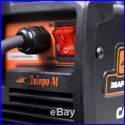 Welding Dnipro-M SAB-258 DPK Welder Machine Inverter DC IGBT 220V 250A MMA ARC