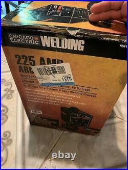 Welding Machine Inverter Electric Stick Arc Welder IGBT 115v 140 Amp LCD Display