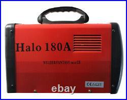 Welding machine ARC MMA inverter HALO II TIG / MMA 180A IGBT Welder Fantasy
