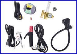 Weldpro 155 Amp Inverter MIG/Stick Arc Welder with Dual Voltage 220V/110V weldin