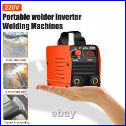 ZX7-250 ARC Welding Machine MMA Electric Welder 220V 250A DC Inverter Mini
